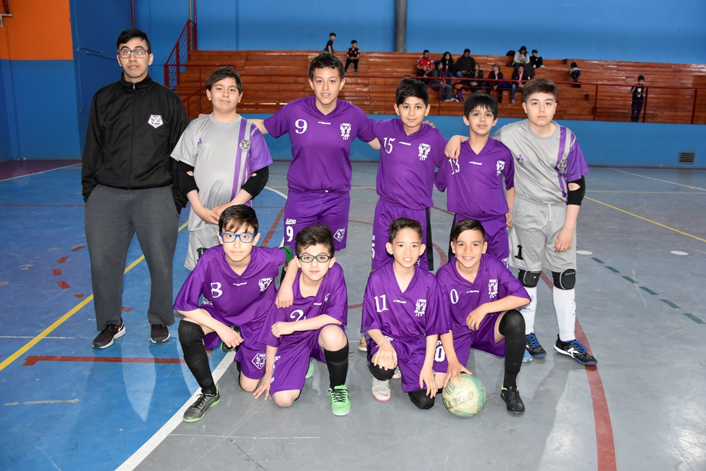 El equipo de Fénix, categoría C-11.
