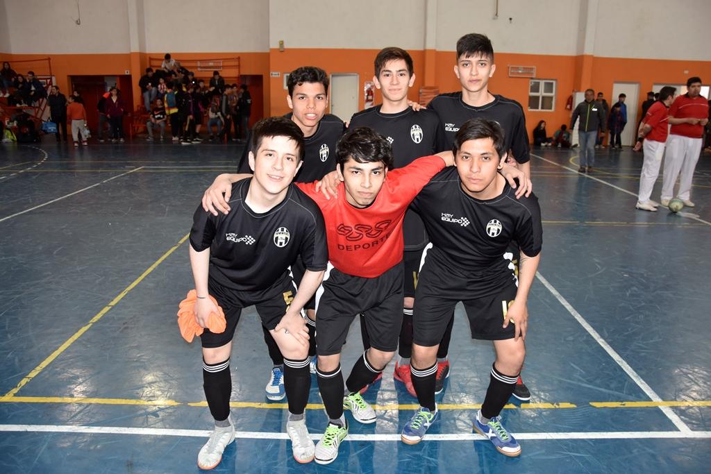 El equipo de Juventus RG, categoría C-17.
