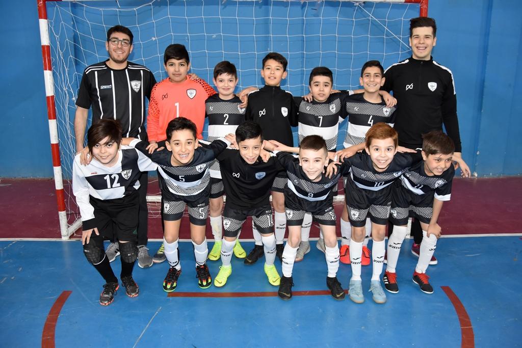 El equipo de Sportivo, categoría C-11.