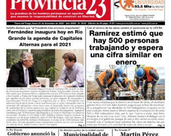 Diario – 21/12/2020 – N° 5915